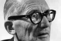 """Le Corbusier / Le Corbusier was an architect, designer and urbanist, famous for being one of the pioneers of what is now called modern architecture. As far as furniture are concerned, Corbusier said: """"Chairs are architecture, sofas are bourgeois"""". Le Corbusier è stato un architetto, designer e urbanista, famoso come uno dei pionieri di quella che ora è chiamata architettura moderna. Nell'ambito degli arredamenti, Corbusier ha detto: """"Le sedie sono architettura, i divani sono borghesi""""."""