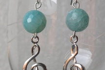 OperaMia - Earrings / Silver sterling earrings