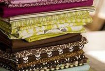 Pattern & fabric / by Hanne Bendixen