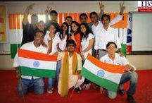 IBS Ahmedabad_Independence Day (2012) / IBS Ahmedabad Celebrates Independence Day-2012