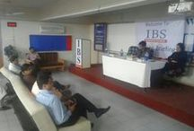 IBS Ahmedabad Briefing Session / Briefing Session held at IBS Ahmedabad campus on 1st and 2nd February 2013.
