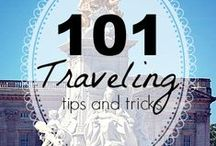 Savvy Travel Tips / Information to make traveling easier.