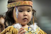 Traditional Native Dress / Many countries style of dress.