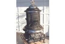 Glenwood Stoves / Antique Glenwood Heating and Cooking Stoves