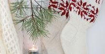 Christmas Inspiration :: / Inspiring Christmas decor ideas, festive themed food + Holidays activities inspiration.