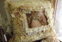 pillows / kussens
