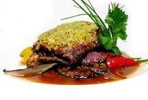 Naše menu - hlavní chody / V této sekci můžete vidět vybraná nejoblíbenější jídla z naší pravidelné nabídky (menu).