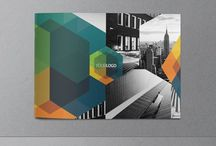 Graphic Design -  Layout/Print / Creative Graphic Layout in magazines, brochures, on posters
