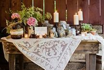 Wedding Inspiration / New ideas for our company's wedding coordinators!