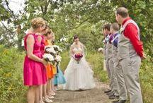 Bridal Parties / http://happilyeverafterphotography.com