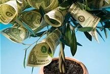 Money Trees & More! / Birthdays, Graduations, Weddings...no matter the occasion, the gift of money is always appreciated! Why not give someone a money tree rather than sticking cash in an envelope?