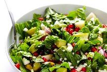 A ballad of salad