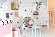 Kids room inspiration / What i love What i want for my children