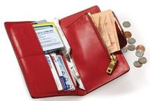 Wallet Wisdom / Everyone wants a fat wallet full of cash! Lean tips and tricks on where to spend your money, how to save and unique ways to organize.