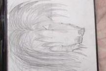 Pinturas e Desenhos #ART