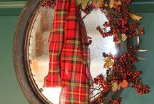 tartans and tweed