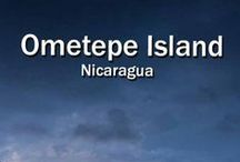 Nicaragua Travel / Ometepe, Nicaragua Travel  - Stories, videos, tips and inspiration -- why you need to travel here!