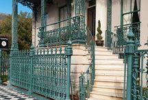 Fantásticas casas de Charleston
