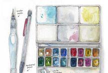 [Sketching Kits]