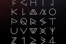 Fonts & Typography / Fonts and Typography