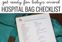 "What to Pack for The Hospital / Find the Top ""What to Pack for the Hospital"" Checklists found on Pinterest.  All on one board."