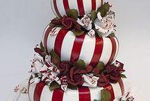 cakes...glorious cakes...