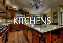 Spaces - Kitchens / Kitchen ideas for remodel or new construction.