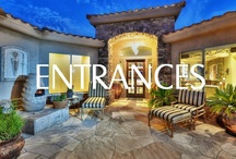 Spaces - Entrances & Stairways / Great entrance and stairway ideas for a remodel or new construction