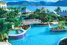 Honeymoon / Sandals The Grande St. Lucian / by Lynne Beeghly Mason
