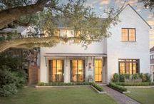 Dream House / Dream home exteriors