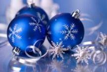 Christmas Joy / Celebrating Christmas in a more modern way.
