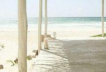 Beach life... / Life at the beach....