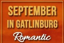 September Things to Do / Special events and festivals that take place in and around Gatlinburg every September.