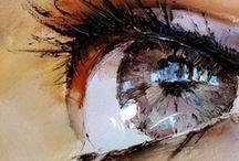 Paintings I wanna Paint / Inspiration