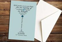 Paperie   Cards & Invitations / Unique designs for invitations, cards and stationary.