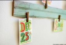 Holiday Crafts / Crafts for the holiday and great DIY gift ideas!