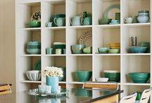 Bookcases/Shelves