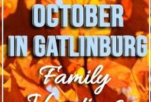 Things to Do in October / Things to Do in October in Gatlinburg, Pigeon Forge and the Great Smoky Mountain Area