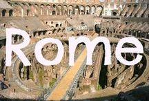 *romantic Rome*