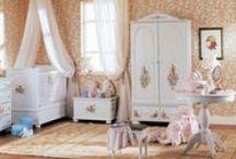 Идеи для детей и детских комнат / Торжество стиля в комнате малыша