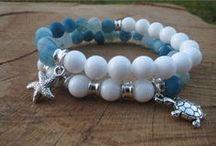 gemstone jewelry / Jewelries made with gemstones