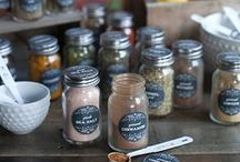 Canning ~ Drying ~ Preserving / Ways of keeping food fresh