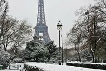 ... Paris in winter = <3