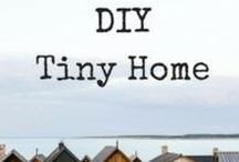 Tiny home / Everything gorgeously tiny and home