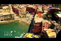 Liguria experience / Enjoy your own Italian experience through...an aerial perspective, food, nature, arts, a unique perspective, cities' treasures, a foreigner's perspective, the shopping bag, special itineraries, the people's lens