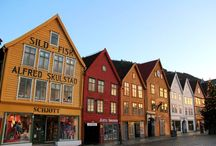 By/city: Bergen Norge Norway