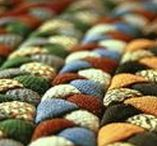 rugs / rag,crochet,braied,hooked and woven