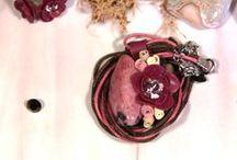 Set cu piatra cu cristale Swarovski / Hand Made Romania