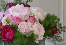 Photography: Floral Art / Photographs of all kinds of floral arrangements, wreaths and greenery displays.
