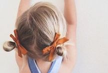 Toddler hair cuts and styles / The endless options of cuteness!